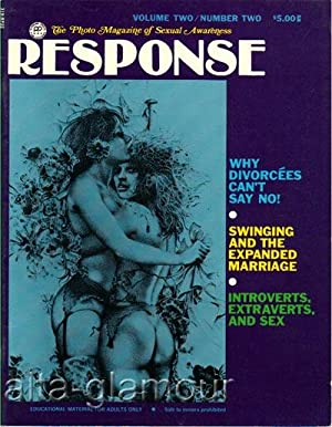 RESPONSE. The Photo Magazine of Sexual Awareness Vol. 2, No. 2; January February