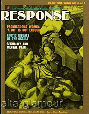 RESPONSE; The Photo Magazine of Sexual Awareness Vol. 3, No. 1; November December