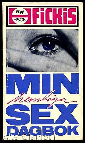 MIN HEMLIGA SEX-DAGBOK Illustrated: Lecape, Anne