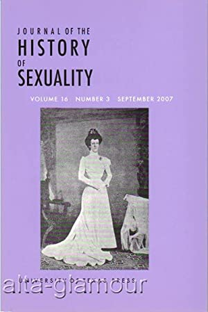 JOURNAL OF THE HISTORY OF SEXUALITY; Special