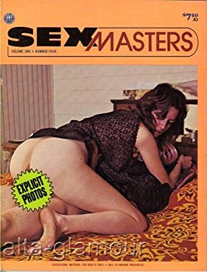 SEX MASTERS Vol. 1, No. 4; June July August