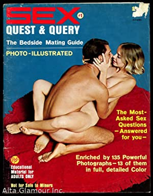 SEX QUEST & QUERY; The Bedside Mating Guide Vol. 1, No. 1(#1); April May June