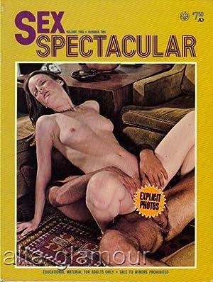 SEX SPECTACULAR Vol. 2, No. 2; July August September