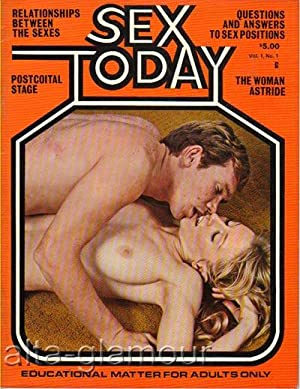 SEX TODAY Vol. 1, No. 1