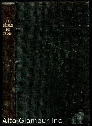 LA REGLE DE TROIS: Costi, Jean