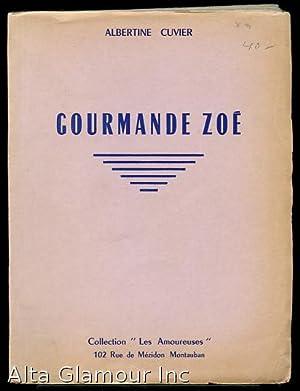 GOURMANDE ZOE: Cuvier, Albertine
