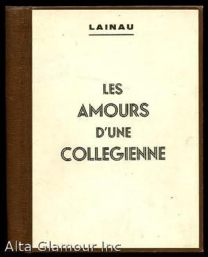 LES AMOURS D'UNE COLLEGIENNE: Lainau