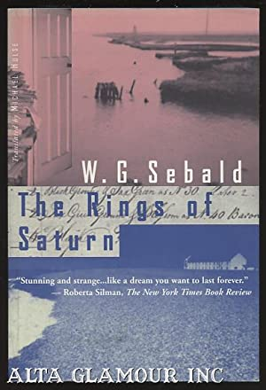 THE RINGS OF SATURN: Sebald, W.G.