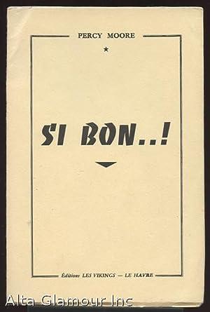 SI BON!: Moore, Percy