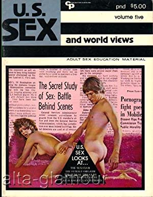 U.S. SEX AND WORLD VIEWS; Illustrated Vol. 5; February March