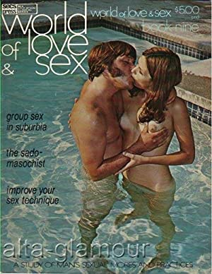 WORLD OF LOVE & SEX; A Study of Man's Sexual Mores and Practices No. 9; December