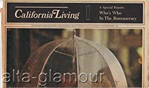 CALIFORNIA LIVING; The Magazine of the San Francisco Sunday Examiner & Chronicle December 31