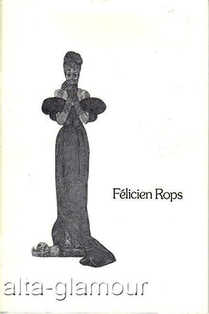 AUDACIOUS EROTICISM: THE UNCONVENTIONAL ART OF FELICIEN ROPS (1833-1898) Uncommon Prints 10: Rops, ...