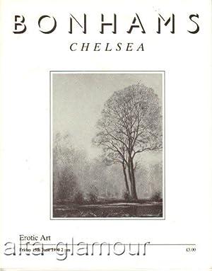 BONHAMS CHELSEA - EROTIC ART; Sale Number 24769: Bonhams Chelsea - Auction catalogue