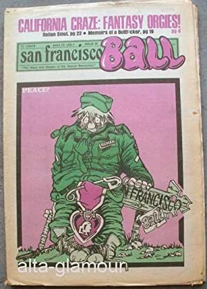SAN FRANCISCO BALL. To BALL Is To Live.To Live Is To BALL No. 066: Garst, Ron (publisher); Edgar ...