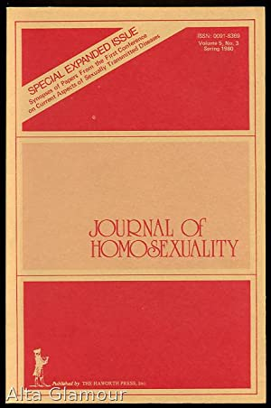 JOURNAL OF HOMOSEXUALITY; Special Expanded Issue: Synopses: DeCecco, John P.