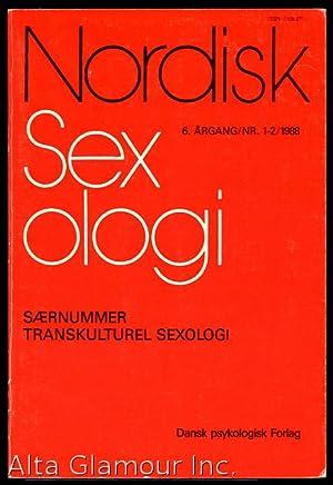 NORDISK SEXOLOGI 6. Årgang / Nr. 1-2: Jensen, Søren Buus