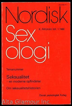 NORDISK SEXOLOGI; Temanummer: Seksualitet - en moderne: Jensen, Søren Buus
