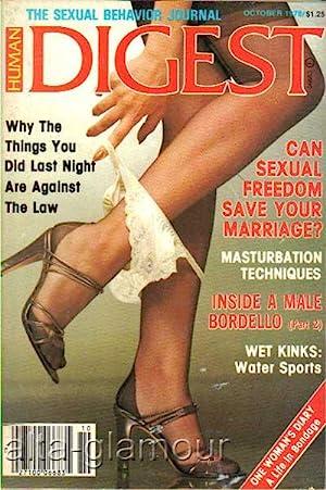 HUMAN DIGEST; The Sexual Behavior Journal Vol. 02, No. 09, October