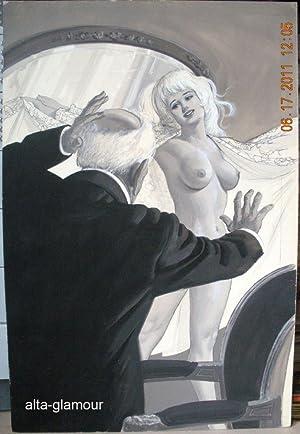 FILLIPIC FROM A PHARAOH - ORIGINAL ARTWORK; Nightcap Vol 2, No. 2: Bohannon, Dion