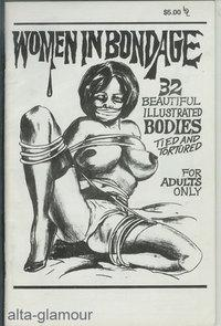 WOMEN IN BONDAGE. 32 BEAUTIFUL ILLUSTRATED BODIES TIED AND TORTURED