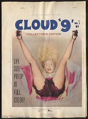 COLOR SEPARATION PROOF - CLOUD '9' Vol. 1, No. 1: Luros, Milton (Publisher)