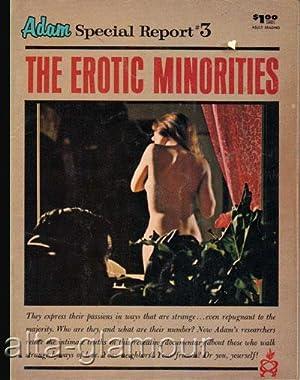 ADAM SPECIAL REPORT; The Erotic Minorities No. 3, September 1969