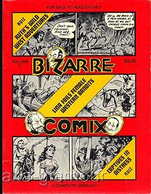 BIZARRE COMIX Volume 04: Ruiz