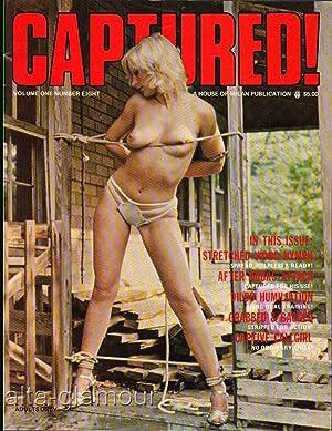 CAPTURED! Vol. 01, No. 08: Behr, Barbara (editor);