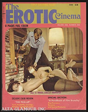 THE EROTIC CINEMA Vol 1, No. 1