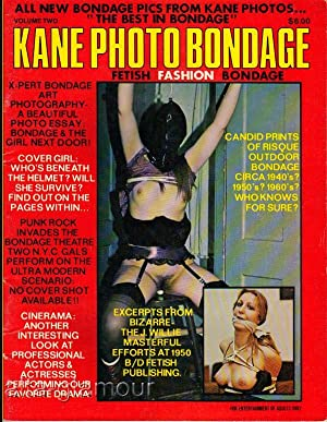KANE PHOTO BONDAGE Volume 2