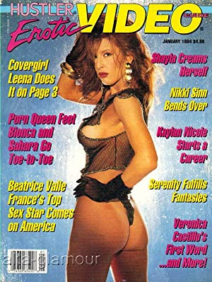 HUSTLER EROTIC VIDEO GUIDE Vol. 08, No. 12, January 1994