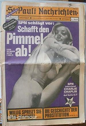 ST. PAULI NACHRICHTEN; Das Lustblatt der Weltstadt
