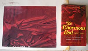 THE ENORMOUS BED - ORIGINAL ARTWORK: Jones, Henry