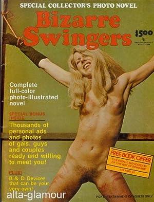 BIZARRE SWINGERS; Special Collector's Photo Novel