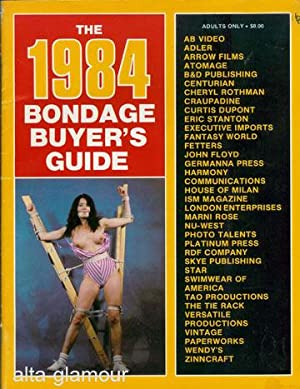 THE 1984 BONDAGE BUYER'S GUIDE