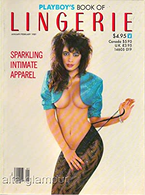 PLAYBOY'S BOOK OF LINGERIE January / February 1989
