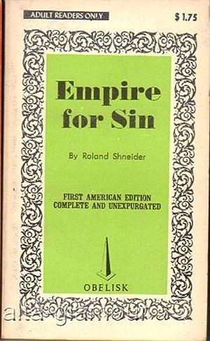 EMPIRE FOR SIN Obelisk: Shneider, Roland