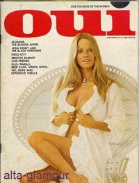 OUI; For the Man of the World Vol. 01, No. 02, November 1972