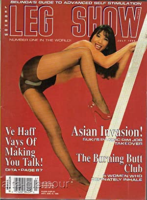 LEG SHOW Vol. 14, No. 03, July: Hanson, Dian (editor)