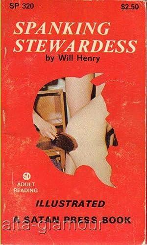 SPANKING STEWARDESS Satan Press: Henry, Will