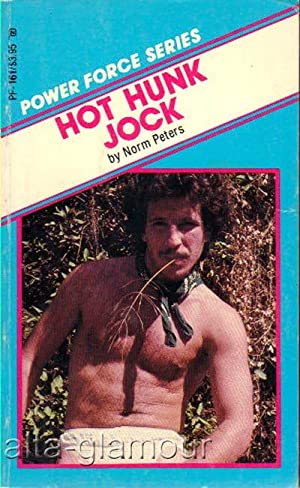 HOT HUNK JOCK Power Force Series: Peters, Norm