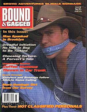 BOUND & GAGGED; Erotic Adventures in Male