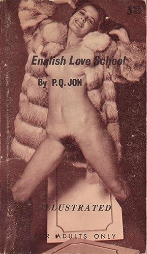 ENGLISH LOVE SCHOOL: Jon, P.Q.