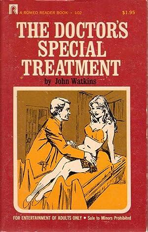 THE DOCTOR'S SPECIAL TREATMENT Romeo Reader Books: Watkins, John