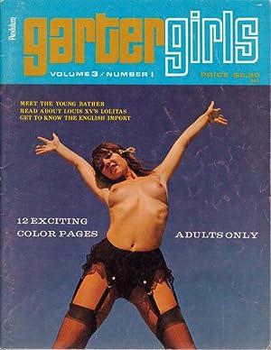 GARTER GIRLS Vol. 3, No. 1