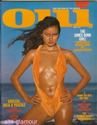 OUI; For the Man of the World Vol. 08, No. 04, April 1979