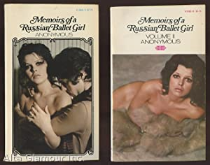 MEMOIRS OF A RUSSIAN BALLET GIRL [In Two Volumes] Venus Library: Anonymous [Edmond Dumoulin]