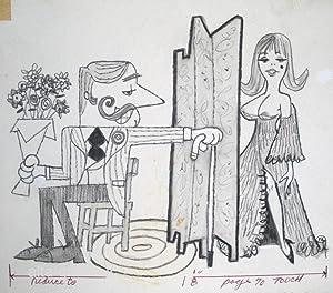 UNTITLED - ORIGINAL ARTWORK; Touch