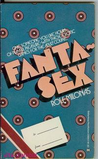 FANTASEX: Milonas, Rolf